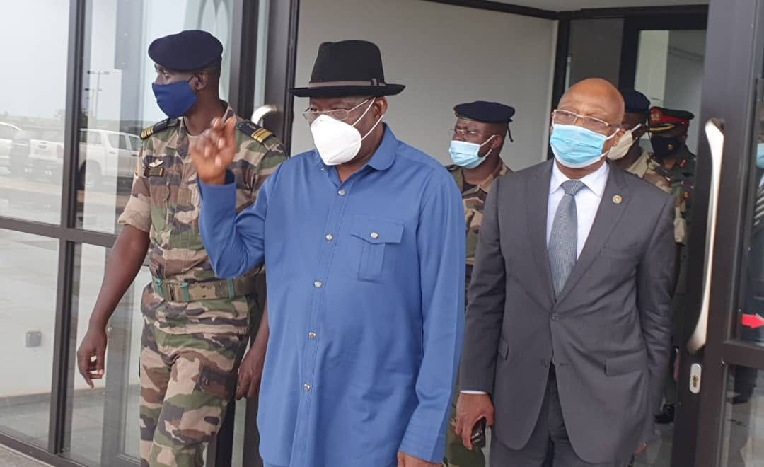 Goodluck Jonathan returns to Mali to facilitate peace as Military sets to return power