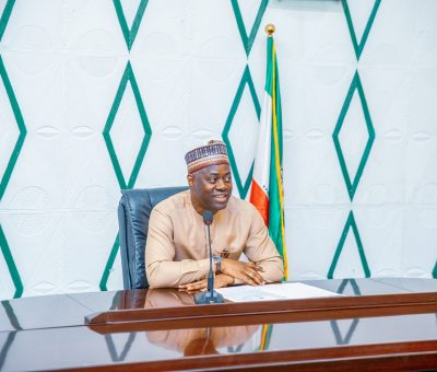 Governor Makinde's Administration Would Complete all The Uncompleted Projests By The Former Administrations Says Commissioner