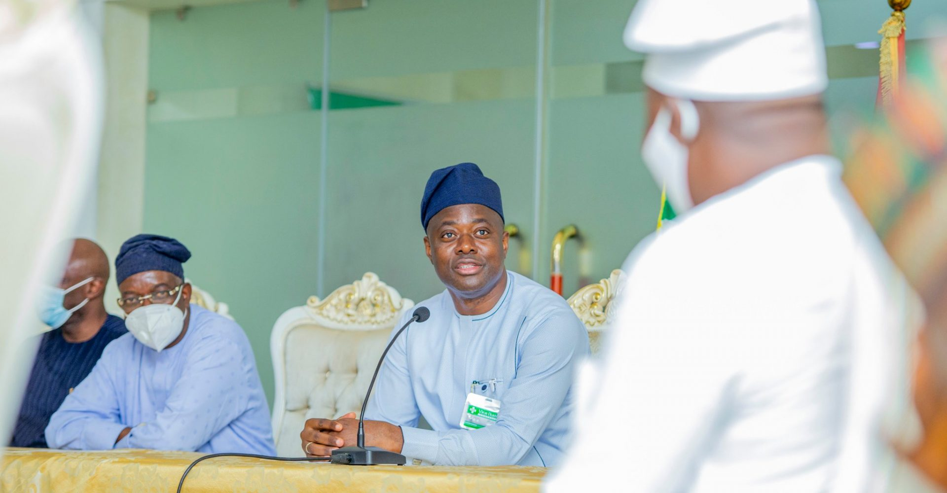 """Gov. Seyi makinde is an ingrate for attacking those who helped him into office""- ZLP"