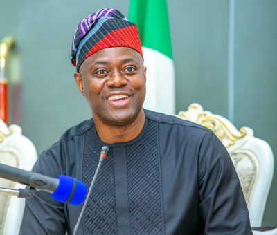 Muslim Leaders commends Governor Seyi Makinde for renovating Ibadan central Eid Ground