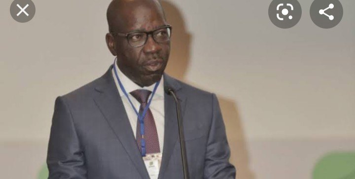Godwin Obaseki cries out PDP is being sabotage in Edo election.