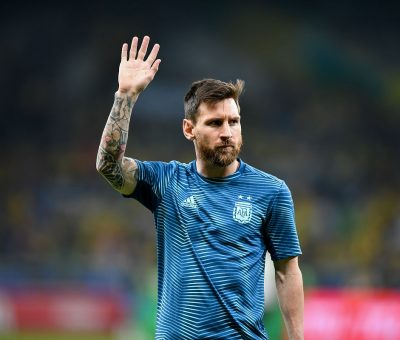 Messi becomes football second billionaire as he overtakes Ronaldo on Forbes list