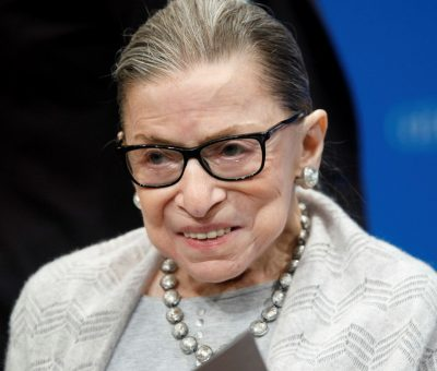 BREAKING: Ruth Bader Ginsburg – 87-yr-old US Supreme Court Judge Dies of Cancer