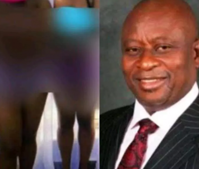 """Let God Punish Me"", Ex-Minister Accused Of Stripping His Staff's Clothes Cries Out"