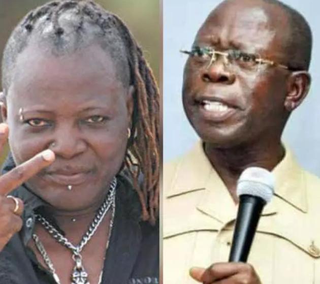 Charly boy blames Adams Oshiomole for contaminating NLC
