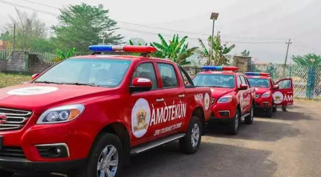 Oyo Gov't Directs Amotekun To Sweep Bandits Out Of Farm Settlements, Forest Reserves
