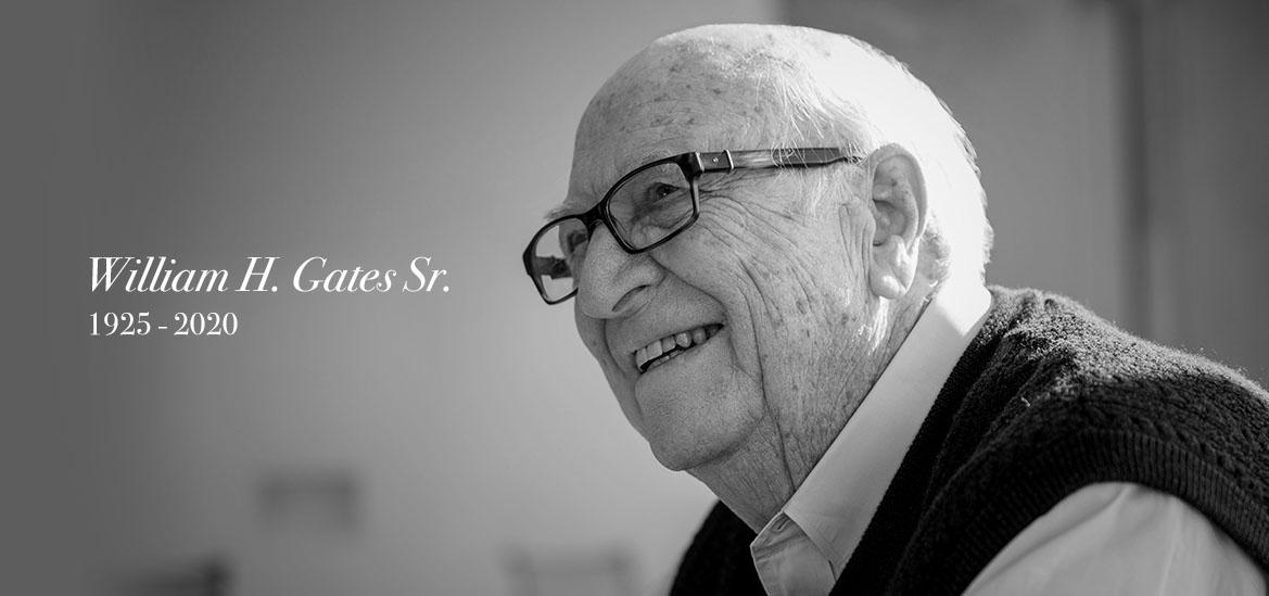 Microsoft founder Bill Gates loses dad, Williams H Gates Snr, at 94