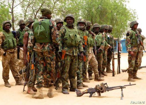 Nigerian Army Kills Several Boko Haram Terrorists in Borno State