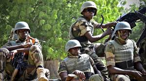 Soldiers raided some bandits' camps in parts of Benue and Nasarawa States killing one and arresting four.