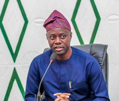 """""""Governor Seyi Makinde has no Inordinate ambition to lead the South-West caucus of PDP""""- Wasiu Olatubosun reveals"""