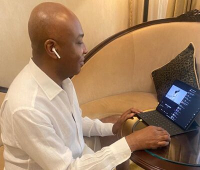 Senator Bukola Saraki reacts to Wizkid New Album