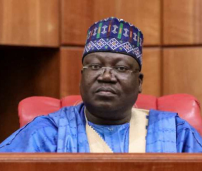 IPPIS: Senate President Faults FG On The ASUU/FG Battle