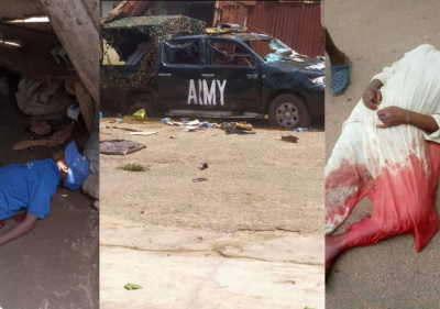 Two People Allegedly Shot Dead by Nigerian Soldiers in Osun State