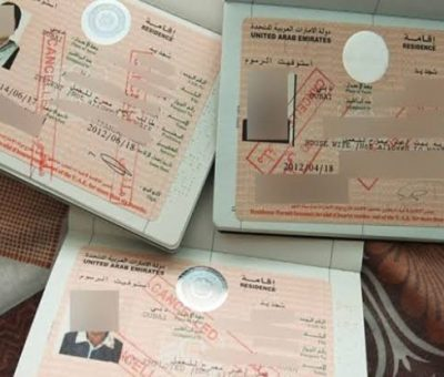 BREAKING: UAE Resumes Visa Issuance to Nigerians