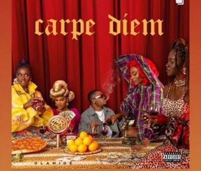 Olamide Releases Latest Album, 'Carpe Diem' Features Various Aritists