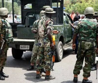 Federal Government Mobilises more troops to Zamfara