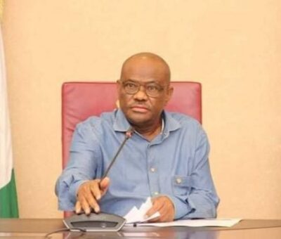 Gov. Wike Approves The Construction Of 593 Metres Flyover In Rivers State