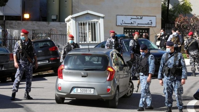 Lebanon Prisoners Die in Car Crash Few Hours  After Escaping Prison