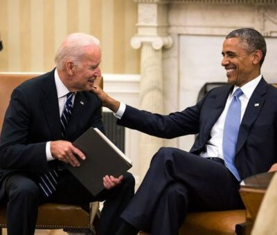 Former US President, Barack Obama Congratulates Newly Elected President, Joe Biden