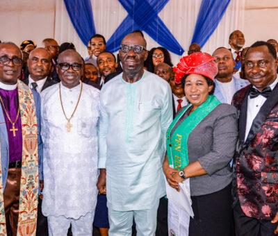 Gov. Obaseki, PFN To Empower Edo Youths