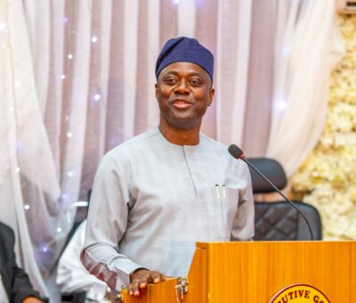 Governor Seyi Makinde vows not to perpetrate crisis within Oyo state
