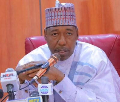 Insurgency: Borno begins resettlement of 3,000 displaced persons