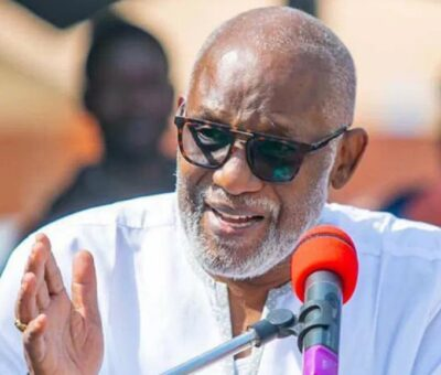 Governor Akeredolu orders Fulani herdsmen to vacate the forest reserves in the state
