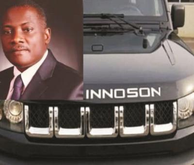 Innoson Motors Wins 2020 Car Maker Of The Year Award