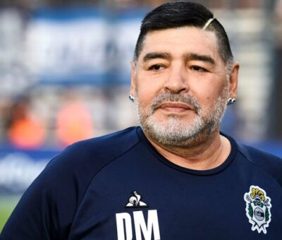 BREAKING NEWS: football legend, Diego Maradona dies at 60
