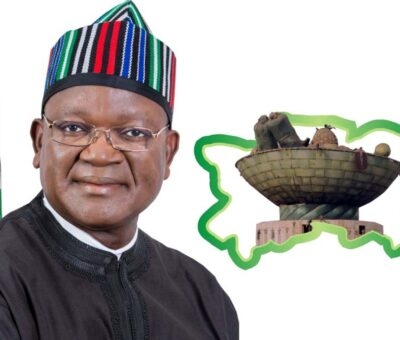 Gov. Ortom Urges FG to Sustain Ban On Foreign Rice