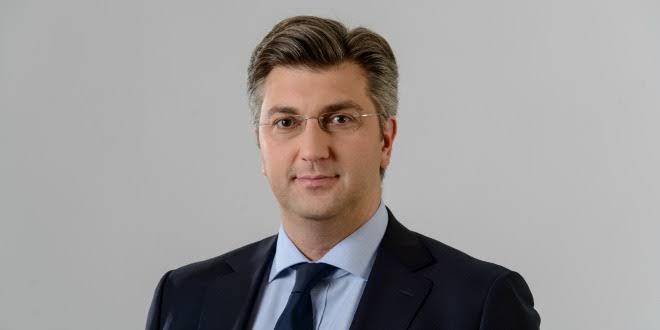 COVID-19: Croatia's Prime Minister, Andrej Plenkovic tested positive for coronavirus