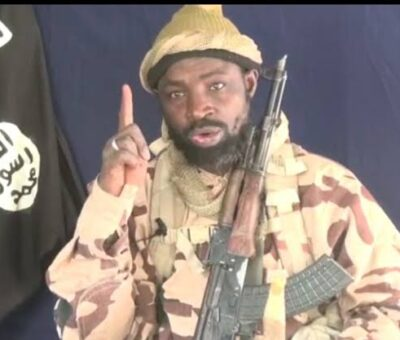 """Nobody can apprehend me because I'm doing God's work""- Boko Haram Leader"