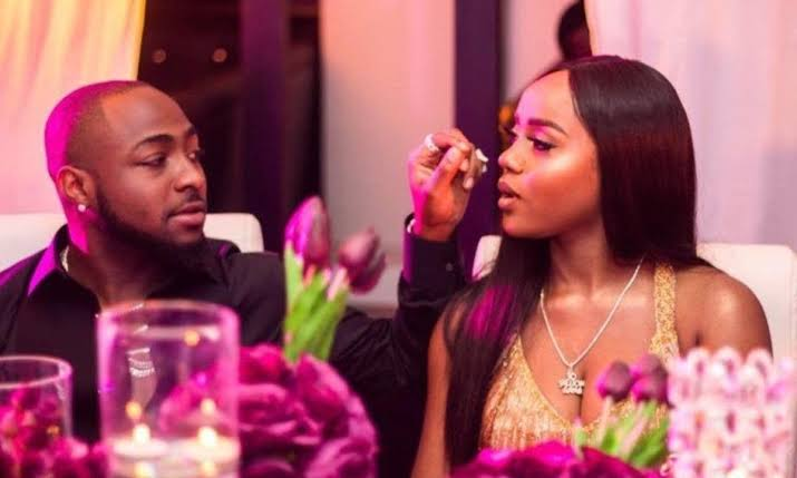 """I went offline for a while because Chioma and I had issues""- Davido"