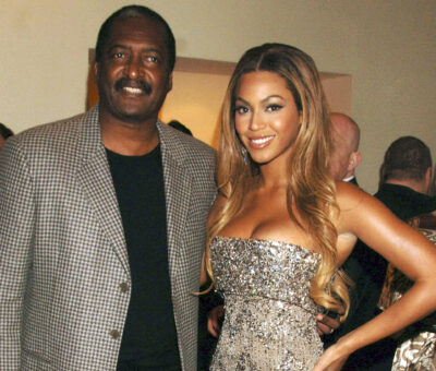 Matthew Knowles congratulates daughter, Beyonce, on NINE Grammy nominations