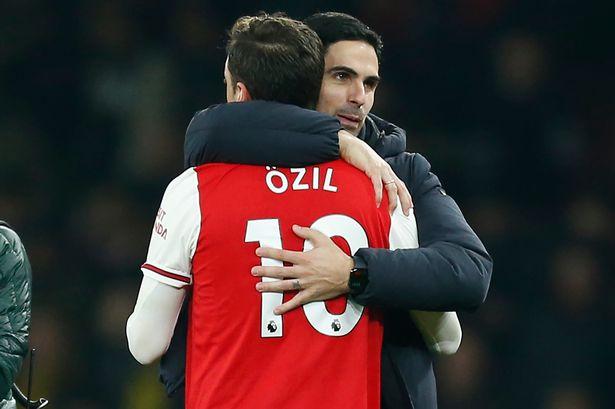 Arsenal fans set to begin operation bring back Ozil