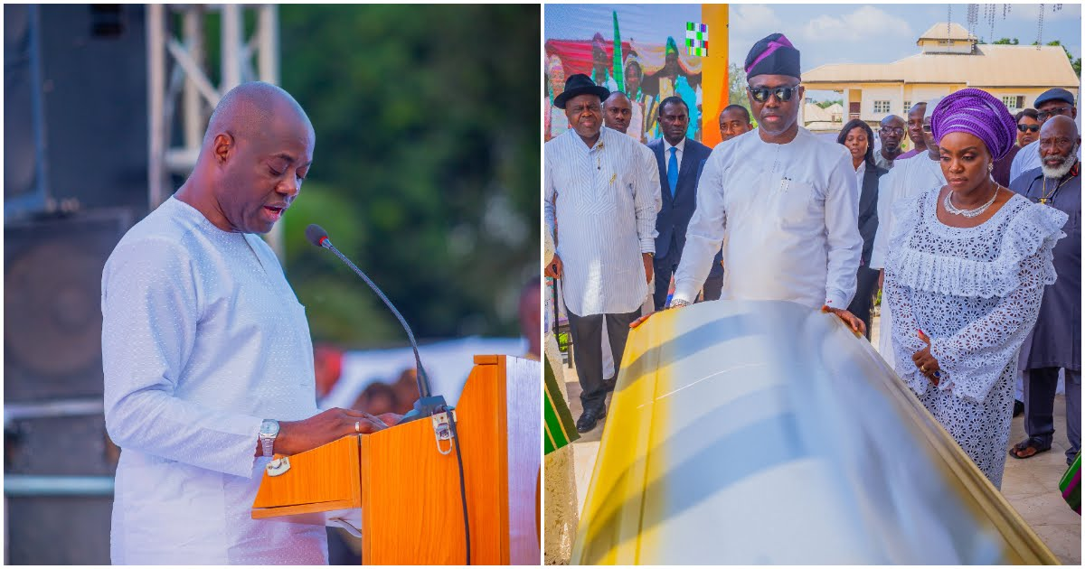 Gov. Makinde recounts how he missed a last moment encounter with his late mother