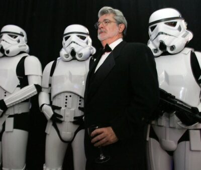 Filmmaker George Lucas regrets selling Lucasfilm to Disney