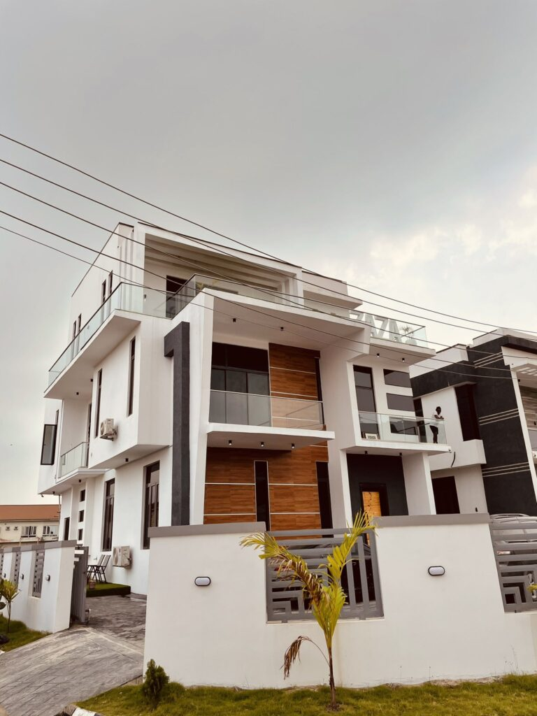 Nigerian artiste, L.A.X, celebrates as he buys new house in Lagos