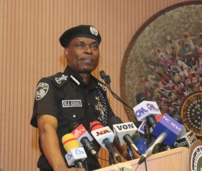 Breaking: IGP orders immediate deployment of SWAT operatives