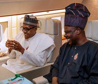 Presidency denies N12.5M Ogun State transfer to President Buhari