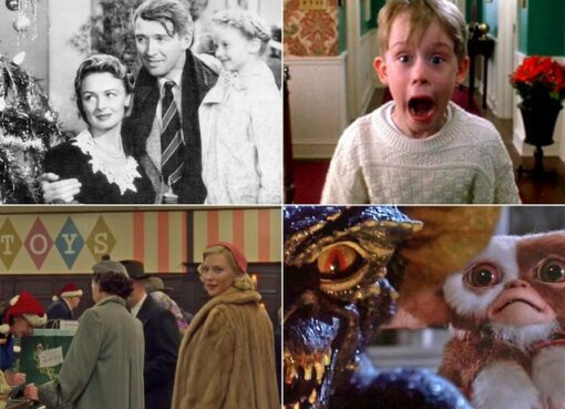 Christmas movies to watch this festive season