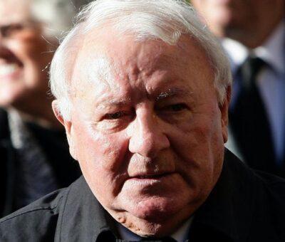 Breaking: Ex-Man United boss, Tommy Docherty, dies @ 92