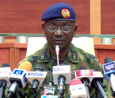Nigerian military dismantles illegal refineries in Rivers, Delta – DHQ