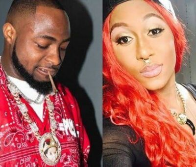 """""""I tried to reach out to Davido but he has been ignoring my calls""""- Cynthia Morgan reveals"""