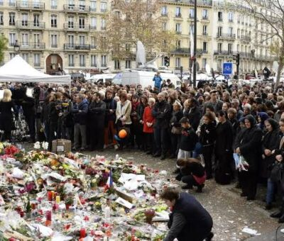 French court convicts 14 over 2015 Charlie Hebdo terror attacks