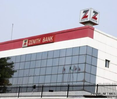 Zenith Bank emerged 'Bank of the Year' for 2020 in Nigeria