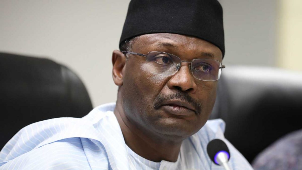 Breaking: Senate confirms Prof. Mahmood Yakubu as INEC Chairman