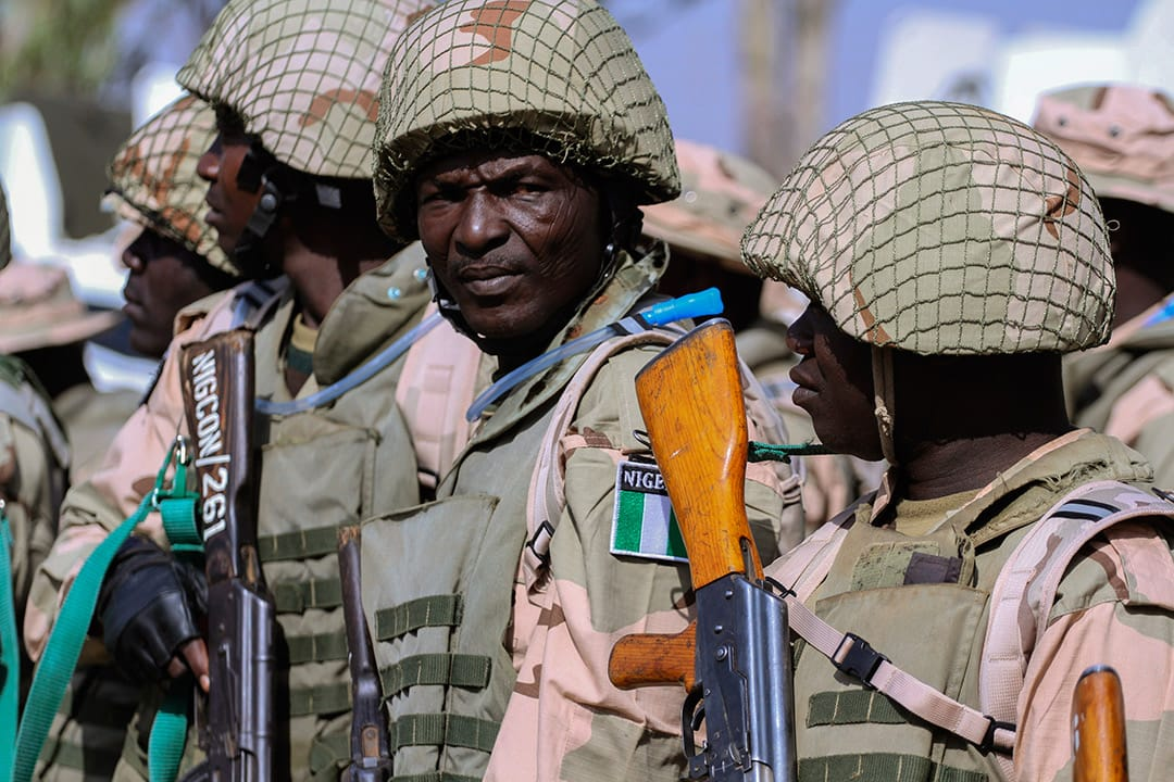 Qatar to aid Nigerian Military, Police and other Security Agencies with $1 billion