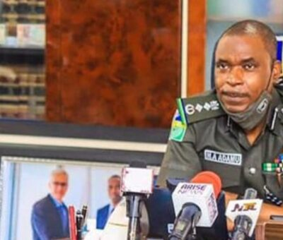 Christmas: IGP Adamu, orders tight security nationwide