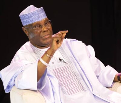 Nigeria is at risk of becoming a failed state, says former VP Atiku Abubakar